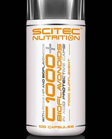 Scitec Nutrition C 1000 + Bioflavonoid 100 cps