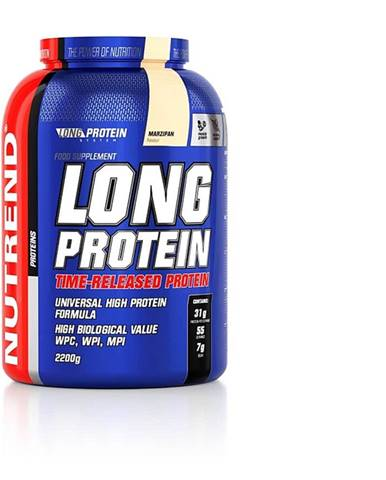 Nutrend Long Protein 2200 g marzipan
