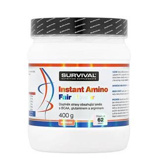 Survival Instant Amino Fair Power 400 g broskev