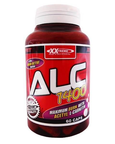 Xxlabs ALC - Acetyl L-Carnitine 60 + 30kps. zdarma 90kps.