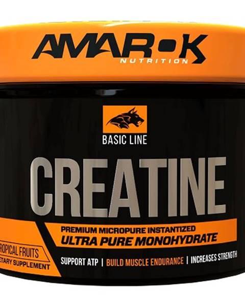 Amarok Nutrition Basic Line CREATINE - Amarok Nutrition  300 g Tropical