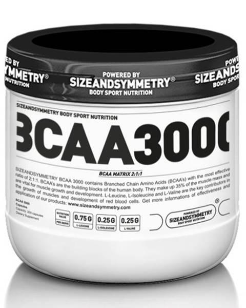 Sizeandsymmetry BCAA 3000 - Sizeandsymmetry  200 kaps.