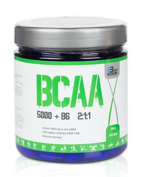 Body Nutrition BCAA 5000 + B6 2:1:1 - Body Nutrition  150 tbl.
