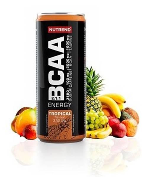 Nutrend BCAA Energy Drink - Nutrend 330 ml. Citrus+Acai