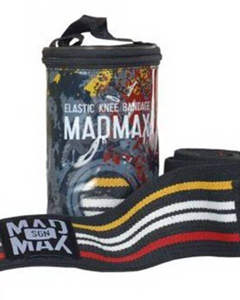 Mad Max Elastické podkolienkové obväzy - Mad Max 1 Pár Universálna