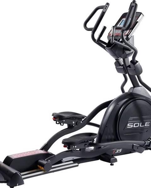 Sole Fitness Eliptický trenažér SOLE Fitness E35