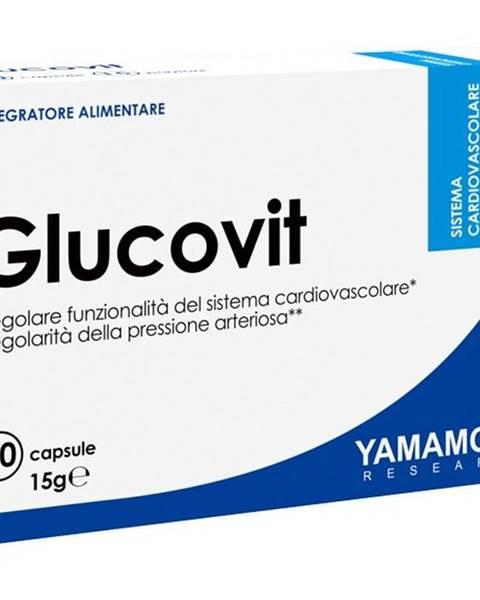 Yamamoto Glucovit (udržuje hladinu glukózy pod kontrolou) - Yamamoto  30 kaps.