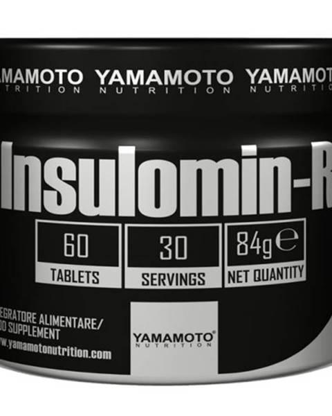 Yamamoto Insulomin-R (posilnenie účinku inzulínu) - Yamamoto  60 tbl.