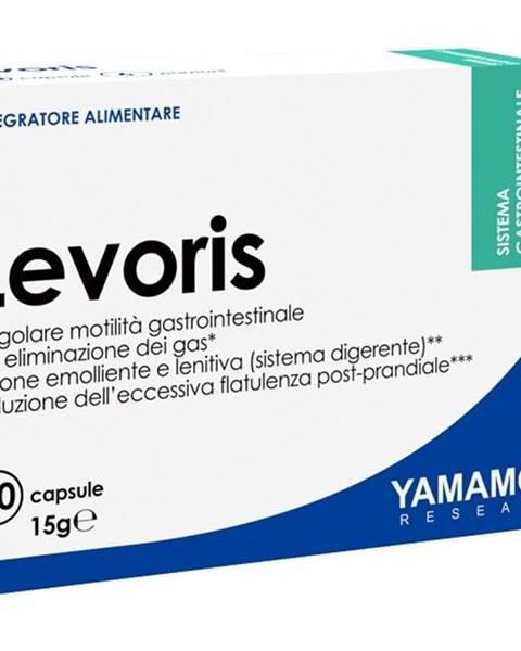Yamamoto Levoris (eliminuje črevné plyny) - Yamamoto  30 kaps.