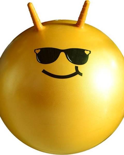 Lifefit Lifefit Dětský skákací míč JUMPING BALL 55 cm oranžový