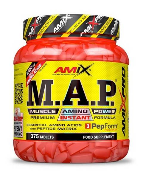 Amix M.A.P Muscle Amino Power - Amix 150 tbl.