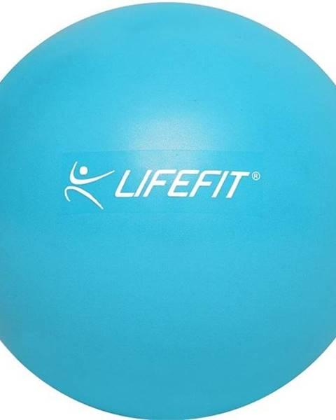 Lifefit Míč OVERBALL LIFEFIT 25cm,  světle modrý