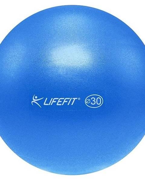 Lifefit Míč OVERBALL LIFEFIT 30cm, modrý