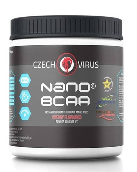 Czech Virus Nano BCAA - Czech Virus 500 g Cherry