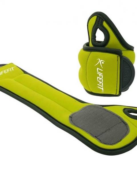 Lifefit Neoprenová zátěž na ruce LIFEFIT HAND WEIGHTS 2x0,5kg