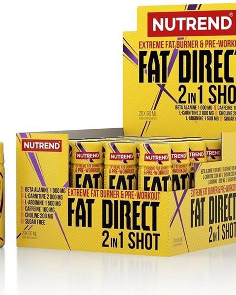Nutrend Nutrend Fat Direct Shot 20 x 60 ml