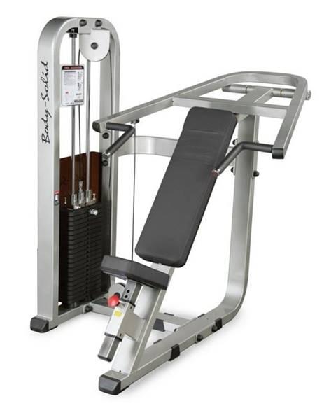Body Solid Posilňovací stroj - hrudné svaly a ramená Body Solid SIP1400
