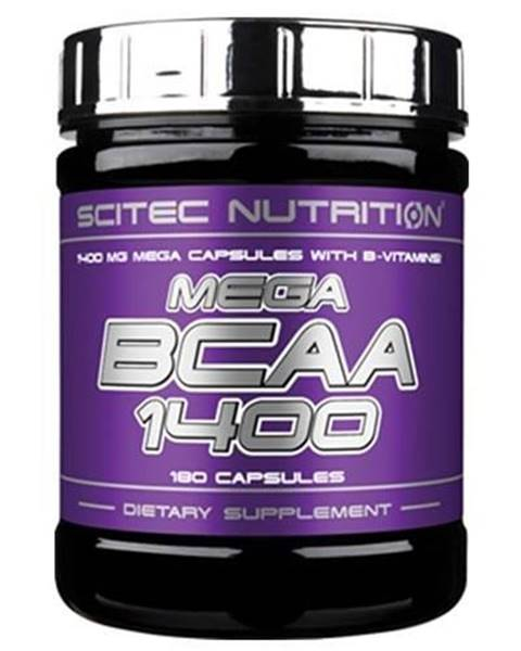 Scitec Nutrition Scitec Nutrition Mega BCAA 1400 180 tablet 180cps