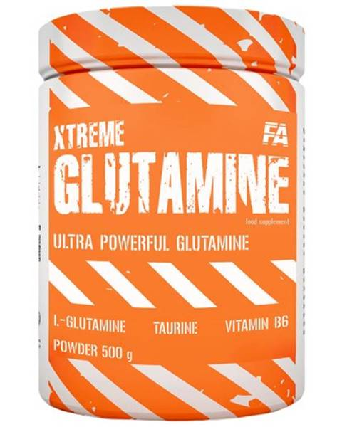 Fitness Authority Xtreme Glutamine - Fitness Authority 500 g
