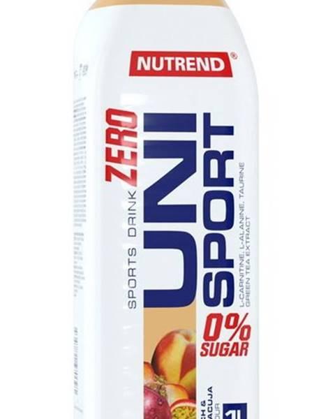 Nutrend Zero UniSport (sirup na spaľovanie tukov) - Nutrend 1000 ml. Bitter Lemon