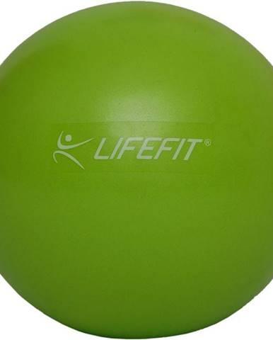 Míč OVERBALL LIFEFIT 30cm, světle zelený