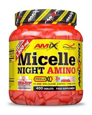 Micelle Night Amino - Amix 250 tbl.