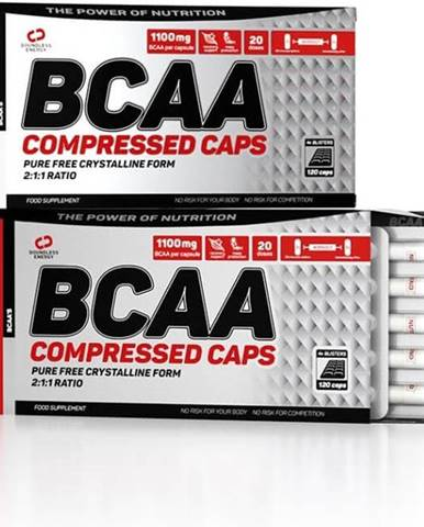 Nutrend BCAA Compressed Caps 120 tbl