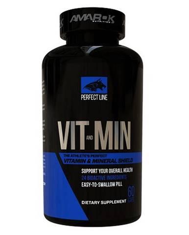 Perfect Line VIT-MIN - Amarok Nutrition  60 kaps.
