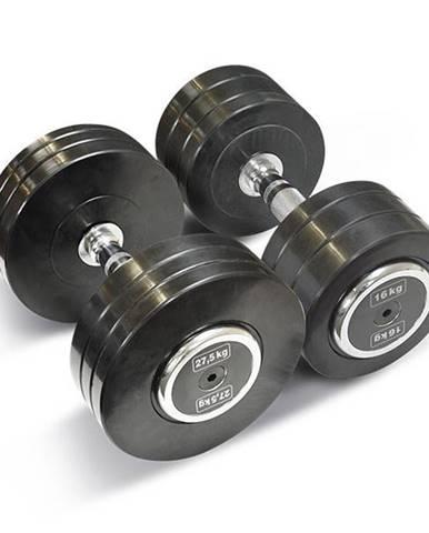 Sada činek BODY SOLID 30-52,5 kg - stoupání po 2,5 kg (10 párů)