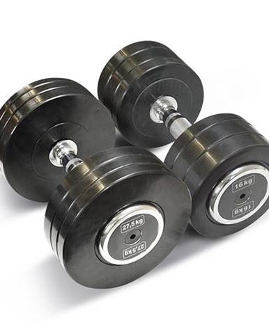 Sada činiek BODY SOLID 24-42 kg - stúpanie po 2 kg (10 párov)