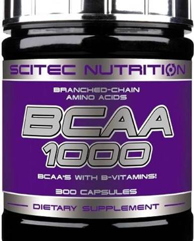 Scitec Nutrition BCAA 1000 100 tablet 300cps