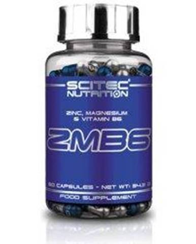 Scitec nutrition Scitec ZMB6 60 tablet 60cps