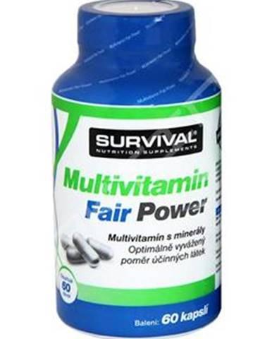 Survival Multivitamin Fair Power 60 kapsúl 60kps.
