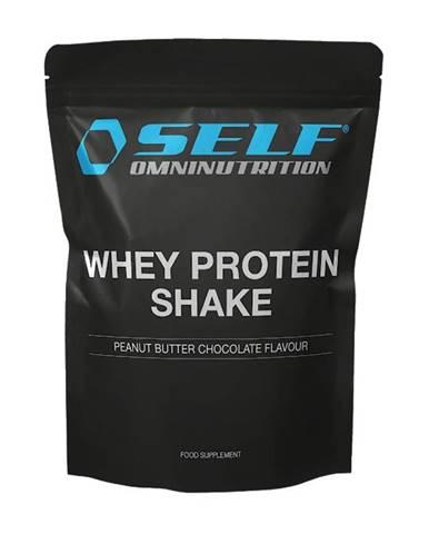 Whey Protein Shake od Self OmniNutrition 1000 g Jahoda