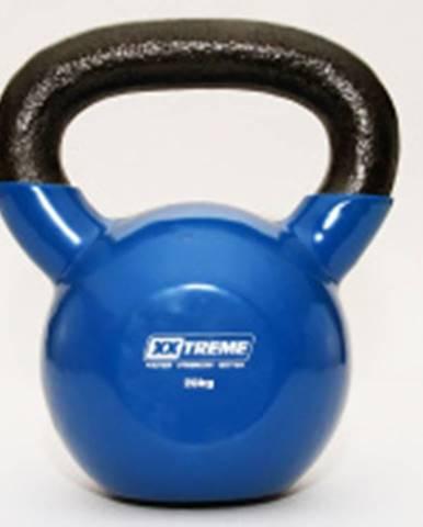 XXTREME kettlebell 20kg 20 kg - modrý