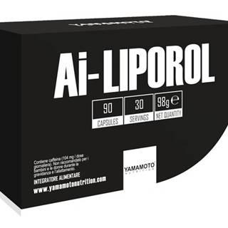 Ai Liporol (výkonný termogénny spaľovač) - Yamamoto 180 kaps.