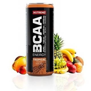 BCAA Energy Drink - Nutrend 330 ml. Citrus+Acai