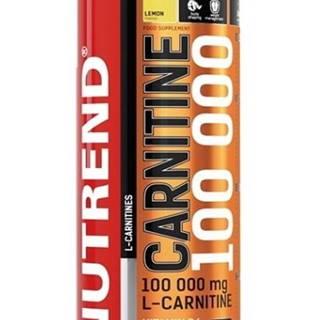 Carnitine 100 000 - Nutrend 1000 ml. Citrón