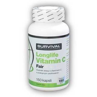 Longlife Vitamin C Fair Power 150cps.