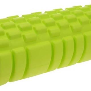 Masážní válec LIFEFIT JOGA ROLLER A01 33x14cm, zelený