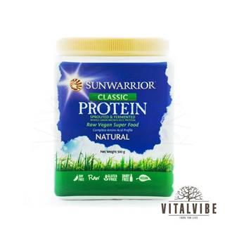 Sunwarrior Protein 500 g Neochucený 500g