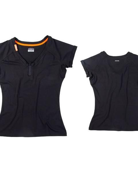 JOBE Dámske tričko Jobe Discover Nero čierne S