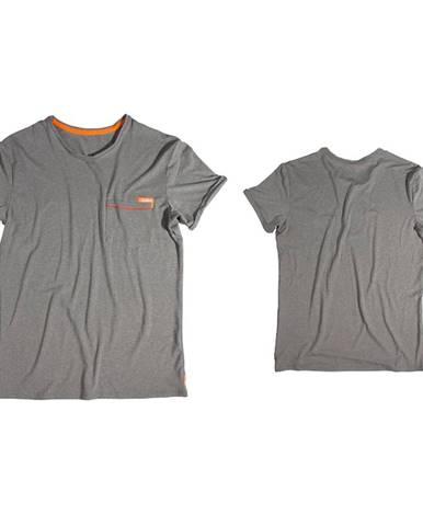 Pánske tričko Jobe Discover Slate M