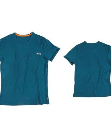 Pánske tričko Jobe Discover Teal M