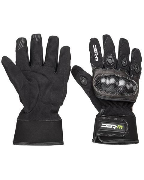 W-Tec Moto rukavice W-TEC Beestle NF-4138 čierna - S