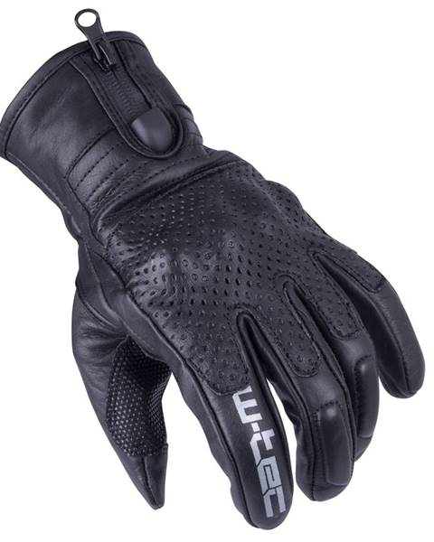 W-Tec Pánske moto rukavice W-TEC Swaton čierna - S