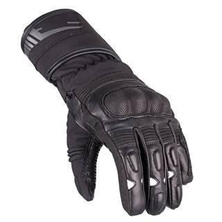 Moto rukavice W-TEC Eicman čierna - S
