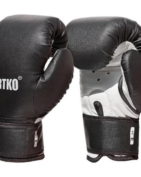 SportKO Boxerské rukavice SportKO PD2 čierna - 10