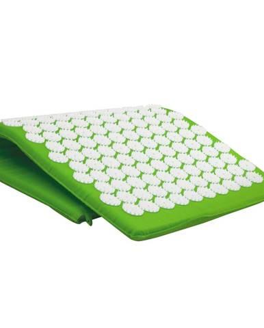 Masážna podložka inSPORTline AKU-500 75x44 cm zelená