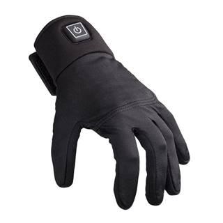 Vyhrievané moto rukavice Glovii GM2 čierna - S-M